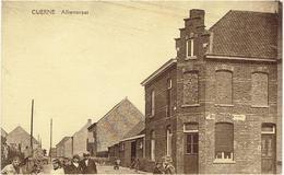 CUERNE - Albertstraat - Kuurne