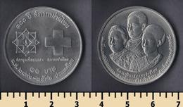 Thailand 10 Baht 1993 - Thaïlande