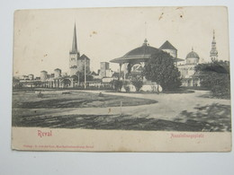 Tallinn, Reval , Schöne Karte Um 1900 - Estland
