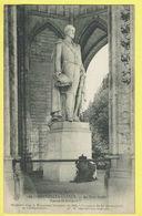 * Laken - Laeken (Brussel - Bruxelles) * (Cliché F. Walschaerts, Nr 124) Au Parc Royal, Statue De Leopold I, Monument - Laeken