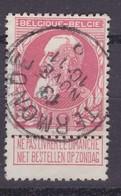 N° 74 TERMONDE - 1905 Grosse Barbe