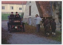 Sweden, Scania 1903 Car, Automobile, Auto, Automotive,voature  Old  Postcard From 1980s - Voitures De Tourisme