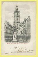 * Mons - Bergen (Hainaut - La Wallonie) * (Office Philatelique - Union Postale Universelle) Monument Dolez Belfroi 1900 - Mons