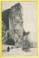 * Anseremme (Dinant - Namur - La Wallonie) * (Edit Colle Dinant) Le Tunnel, Rocher, Quai, Canal, Animée, Rare - Dinant