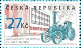 CZ 2018-0997 MUSEUM OF AGRICULTURE, CZECH, 1 X 1v, MNH - Tchéquie