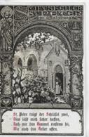 AK 0159  Salzburg - Stiftskeller St. Pater / Verlag Huttegger Um 1924 - Salzburg Stadt
