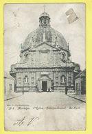 * Scherpenheuvel Zichem - Montaigu (Vlaams Brabant) * (Edit Ve Van Kerkhoven, Nr 6) église, Kerk, Basilique, Animée - Scherpenheuvel-Zichem