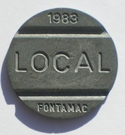 Brasil Telephone Token  1983 LOCAL Artol  Logo 9 - Monetary /of Necessity