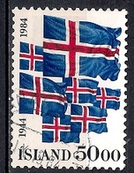 Iceland 1984 - The 40th Anniversary Of Iceland Republic - 1944-... Republik