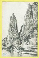* Dinant (Namur - Namen - La Wallonie) * Le Rocher Bayard, Rots, Quai, Canal, Rare, Old, CPA - Dinant