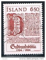 Iceland 1984 - Used - 1944-... Republik
