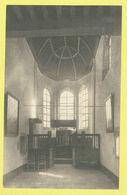 * Ecaussinnes Lalaing (Hainaut - La Wallonie) * (Nels) Vieux Chateau Ecaussines Lalaing, Kasteel, Intérieur Chapelle - Ecaussinnes
