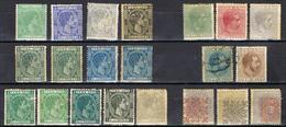 COLONIE ESPAGNOLE CUBA YT  13-70 - Cuba (1874-1898)