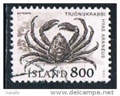 Iceland 1985 - Marine Life - 1944-... Republik