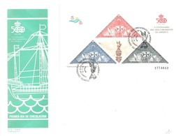 FDC 1992 - FDC