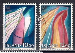 Iceland 1986 - Christmas Stamps - 1944-... Republik