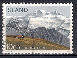 Iceland 1986 - EUROPA Stamps - Nature Conservation - 1944-... Republik