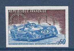 France Non Dentelé - YT N° 1761 - Neuf Sans Charnière - 1973 - Francia