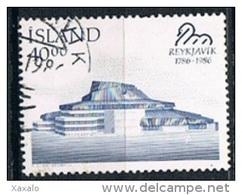 Iceland 1986 - The 200th Anniversary Of Reykjavik - 1944-... Republik