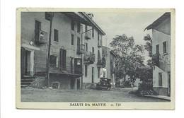 SALUTI DA MATTIE - Italie