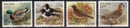 Iceland 1987 - Birds - 1944-... Republik
