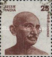 USED STAMPS India - Gandhi -  1976 - India