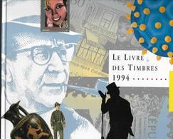 Livre Des Timbres 1994 Sans étui, SANS LES TIMBRES - Administrations Postales