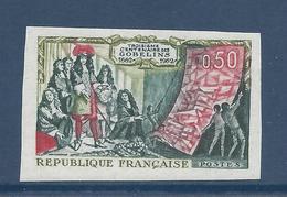 France Non Dentelé - YT N° 1343 - Neuf Sans Charnière - 1962 - Francia