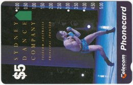 AUSTRALIA A-152 Optical Telecom - Culture, Modern Dance - Used - Australia