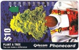 AUSTRALIA A-197 Optical Telecom - Enviroment - Used - Australia