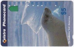 AUSTRALIA A-286 Optical Telstra - Animal, Seal - Used - Australia