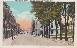 Sherbrooke Québec - Rue Wellington Street Looking South- 2 Scans - Sherbrooke