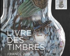 Livre Des Timbres 2018 Avec Son étui, SANS LES TIMBRES - Administrations Postales