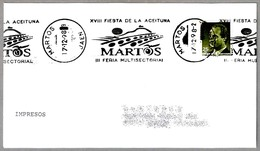 XVIII FIESTA DE LA ACEITUNA - Festo Of The Olive. Martos, Jaen, Andalucia, 1989 - Alimentación