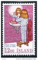 Iceland 1987 - Dental Protection - 1944-... Republik