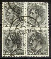 España 200(4) O - 1875-1882 Kingdom: Alphonse XII