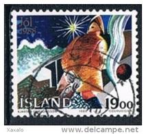 Iceland 1988 - Christmas - 1944-... Republik