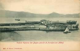 ITALIE  ELBE ELBA Veduta Esterna Del Bagno - Italia