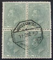 España 201(4) O - 1875-1882 Kingdom: Alphonse XII