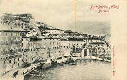 ITALIE  ELBE ELBA  PORTOFERRAIO  Darsena - Italy