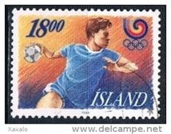 Iceland 1988 - Olympic Games - 1944-... Republik