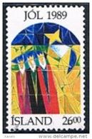 Iceland 1989 - Christmas - 1944-... Republik
