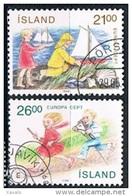 Iceland 1989 - Europa Cept - 1944-... Republik