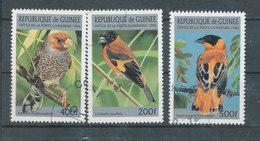 Oiseaux Exotiques - Guinée (1958-...)