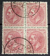 España 202(4) O - 1875-1882 Kingdom: Alphonse XII