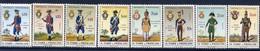 Military Uniforms - Saint  Tome &Principe 1965 -  Set MNH** - Militaria