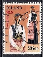 Iceland 1989 - National Costumes - 1944-... Republik