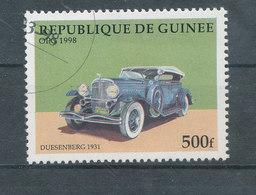 Voitures Anciennes - Guinée (1958-...)