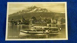 Luzern Mit Pilatus Switzerland - Svizzera