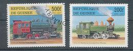 Locomotives - Guinée (1958-...)